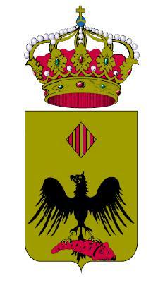Escudo de la Romana